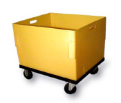 Rolling-Parts-Bins---yellow