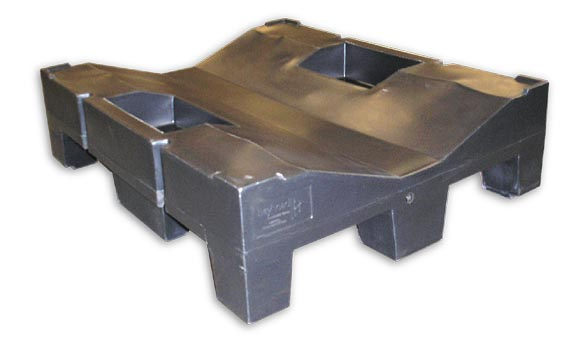 Rotationally Molded Roll Pallets Bayhead Products